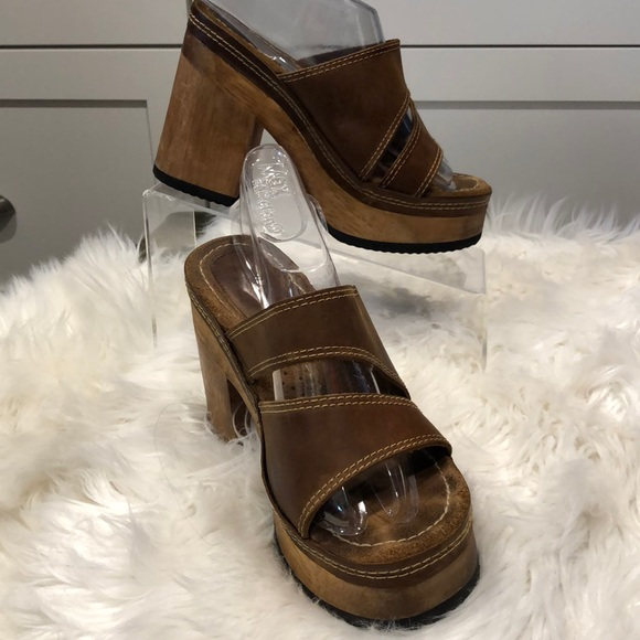 a6e67ea9f8b Candie's 90s chunky platforms